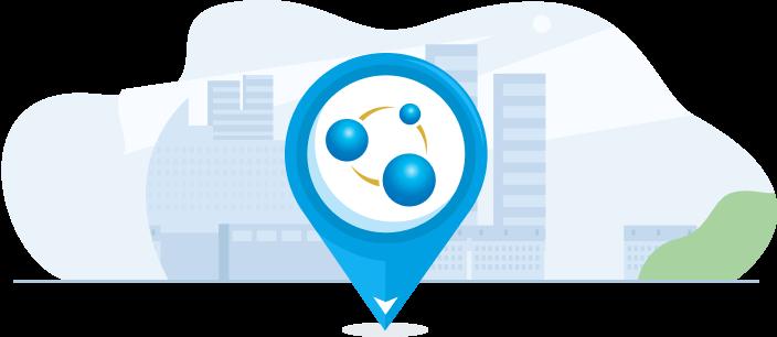 Icon Chọn địa điểm