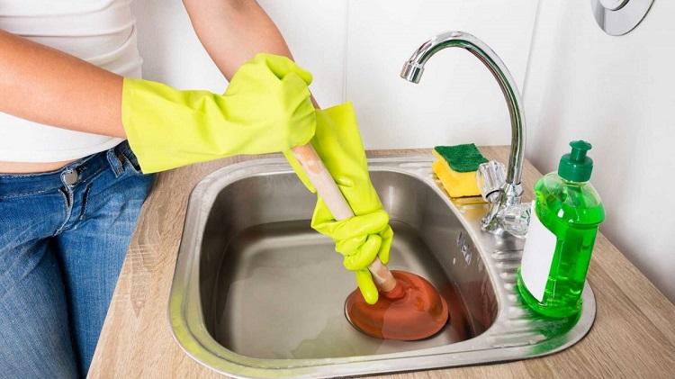 Khi nào cần thông tắc chậu rửa bát? Cách thông bồn rửa bát hiệu quả