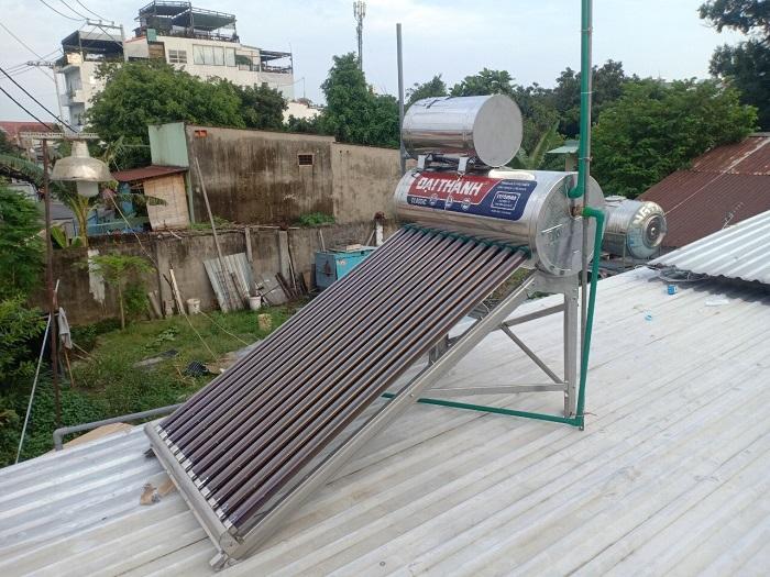 Bảng giá máy nước nóng năng lượng mặt trời Tân Á 3