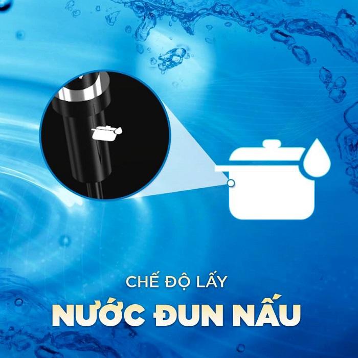 Chọn thiết bị lọc nước trực tiếp