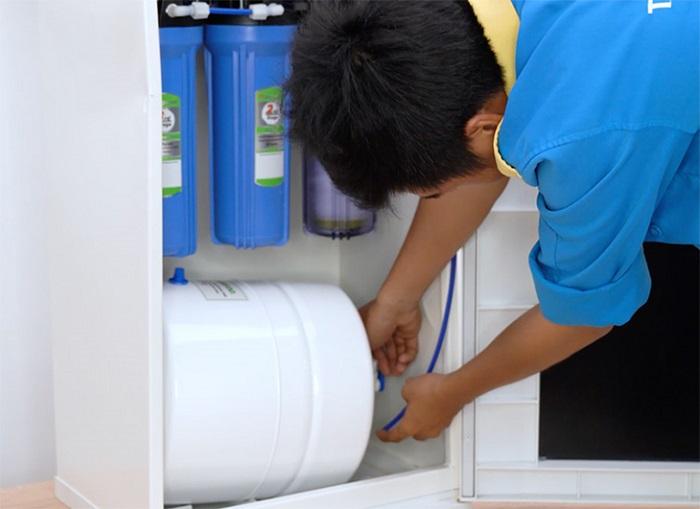 Có nên mua máy lọc nước không thải