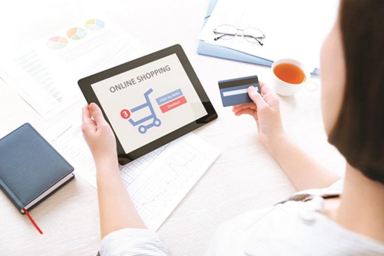 Mua hàng trên các kênh online