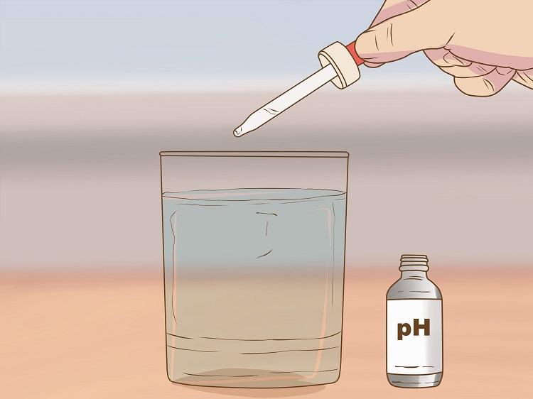 Độ pH của nước