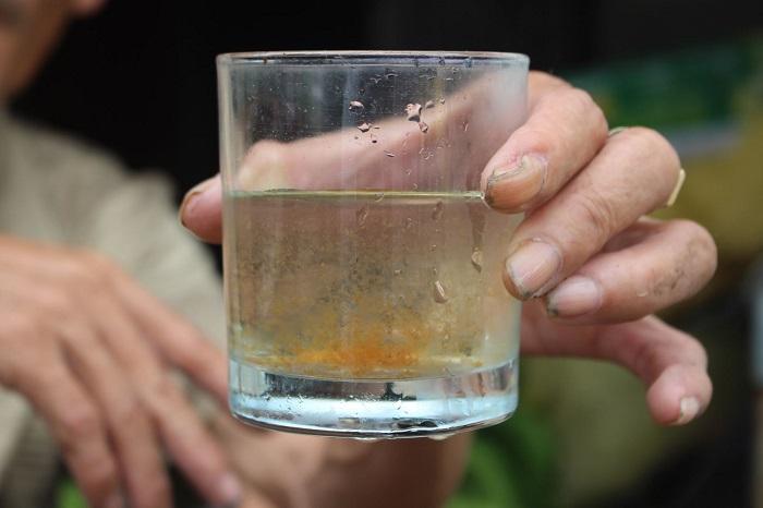 Tác hại khi sử dụng nước nhiễm phèn