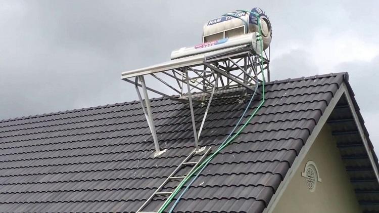 Hướng dẫn thiết kế bồn nước trên cao đúng chuẩn cho các hộ gia đình