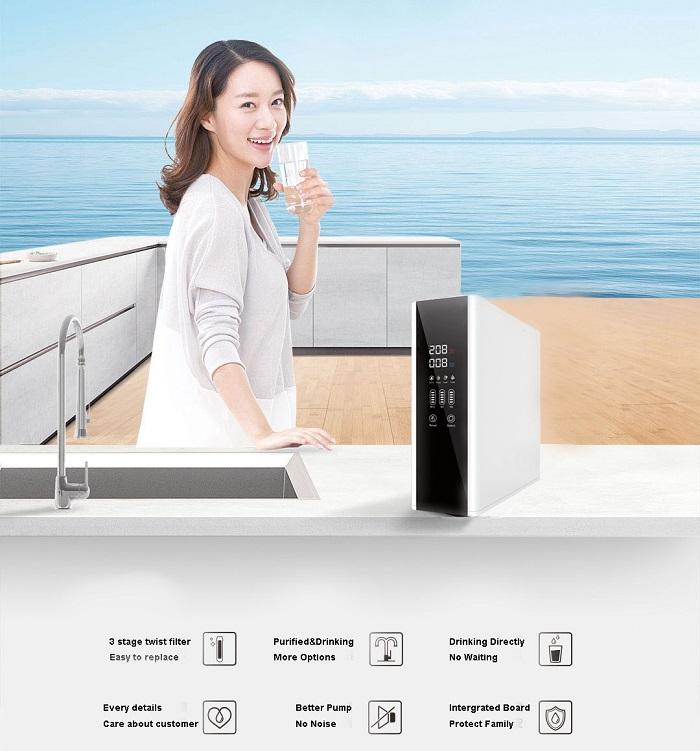 Chọn máy lọc nước công nghệ RO