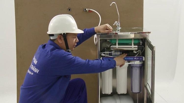 Máy lọc nước chạy liên tục không tự ngắt – Sửa chữa thế nào?