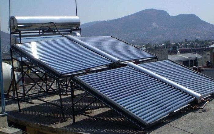 Có nên lắp máy nước nóng năng lượng mặt trời