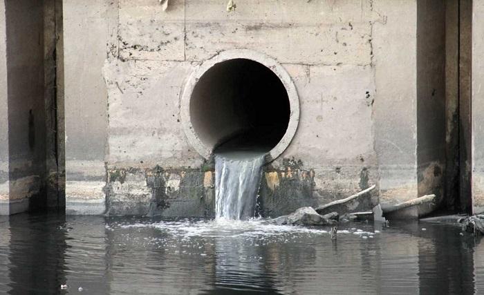 Ô nhiễm nguồn nước do nước thải công nghiệp