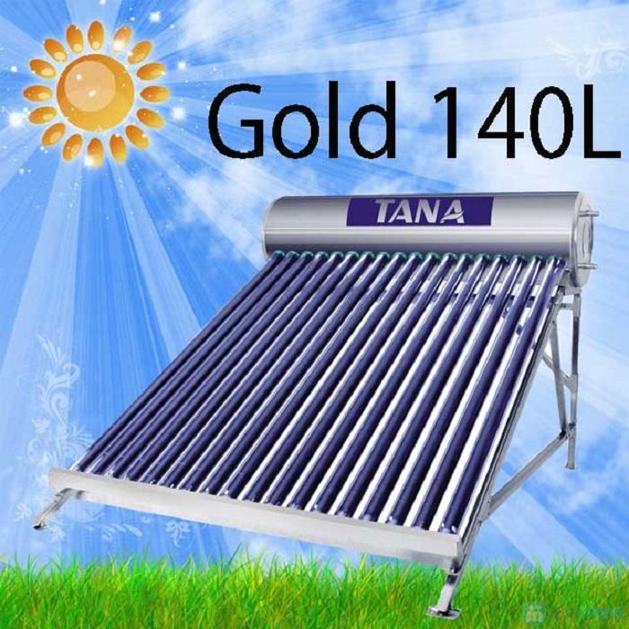 Máy nước nóng năng lượng mặt trời Tân Á Gold 180L