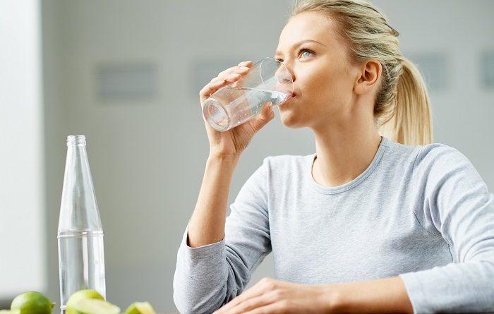 Uống nước ngăn ngừa nhiễm trùng