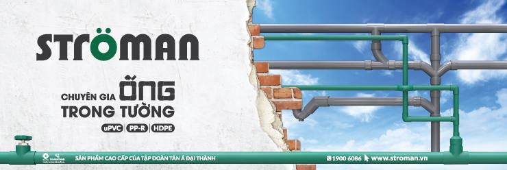 Stroman - Chuyên gia ống trong tường