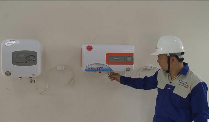 Khắc phục sự cố thường gặp khi sử dụng bình nước nóng